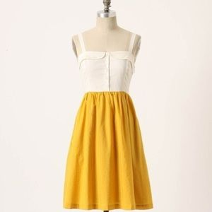 Anthropologie Maeve Vappu Dress